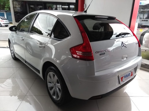 citroen c4 hatch 1.6 flex manual sem entrada uber