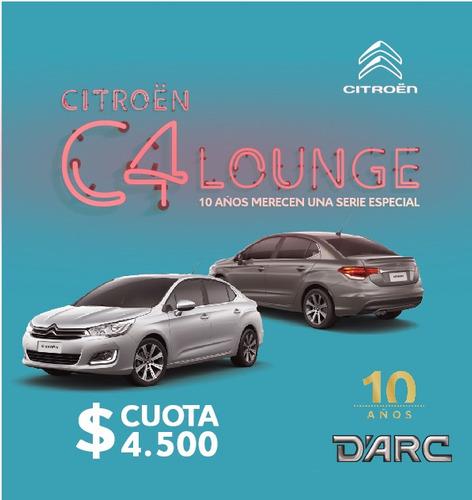 citroen c4 lounge 0km cuotas 4500$.05
