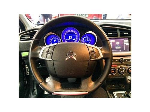 citroen c4 lounge 1.6 exclusive 16v turbo flex 4p automático