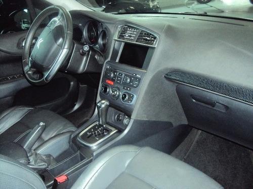 citroen c4 lounge 1.6 exclusive 16v turbo gasolina 4p automá