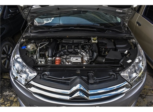 citroen c4 lounge 1.6 origine 16v turbo flex 4p automático