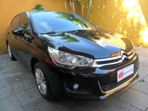 citroen c4 lounge 1.6 origine 2017 autom