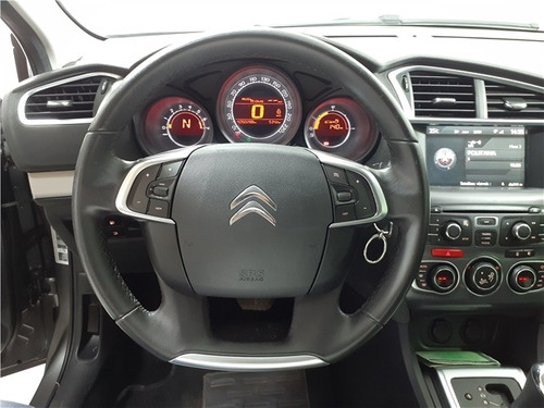 citroen c4 lounge 1.6 tendance 16v turbo flex 4p automático