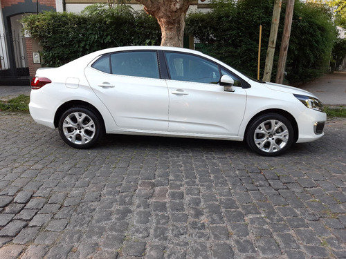 citroen c4 lounge 1.6 thp at6 feel 2018 linea nueva