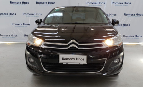 citroen c4 lounge 1.6 thp exclusive at balcarce