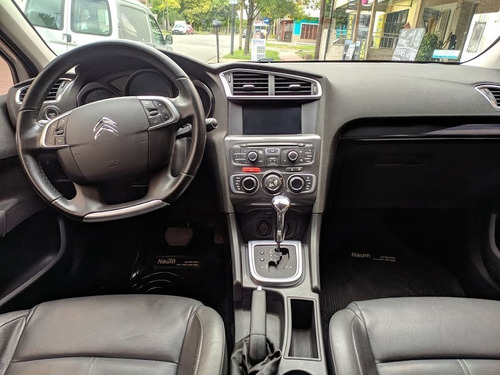 citroen c4 lounge 1.6i thp at6 exclusive 2014