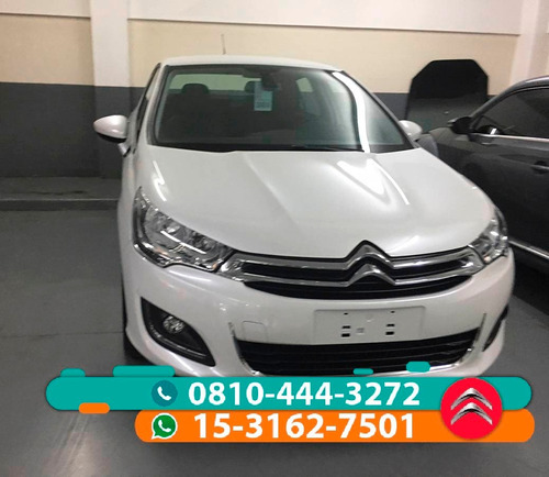 citroen c4 lounge hdi 115 mt6 feel  2017 anticipo y cuotas