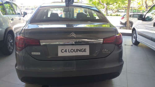 citroen c4 lounge hdi 115 mt6 feel pack 0km. (d.s)