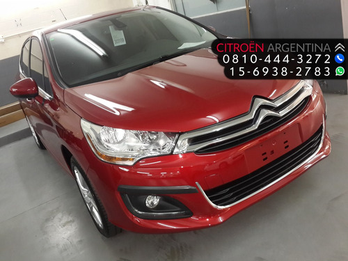 citroen c4 lounge live feel pack shine cuotas y anticipo
