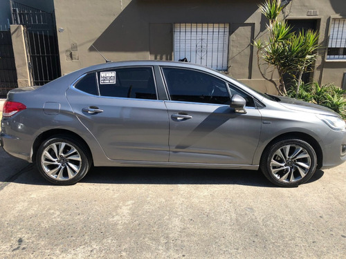 citroen c4 lounge pack exclusive 6at 1.6 thp