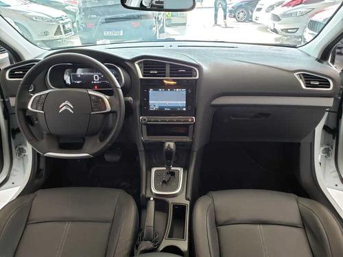 citroen c4 lounge shine 1.6 turbo turbo flex aut. 2019