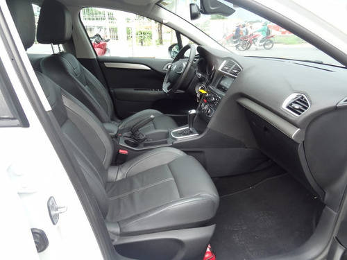 citroen - c4 lounge tendance 1.6  turbo aut 2015