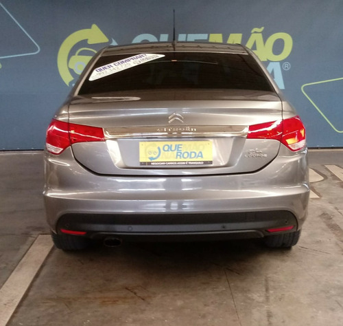 citroen c4 lounge tendance 2.0 at