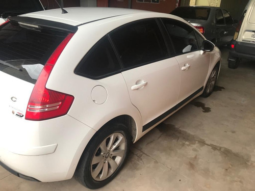 citroen c4 pack plus  impecable permuto horacio53