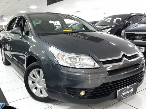 citroen c4 pallas exclusive 2.0 16v