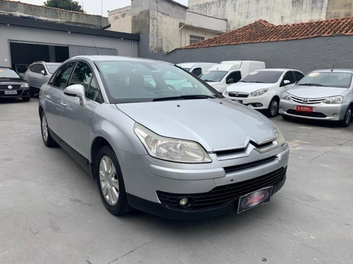 citroen c4 pallas exclusive 2.0 flex aut 2010 zero de entra