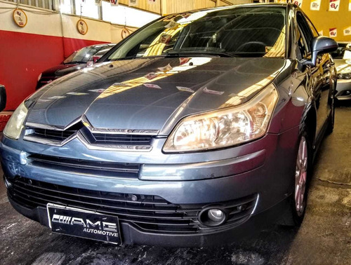 citroen c4 pallas exclusive 2.0 flex automatico 2010