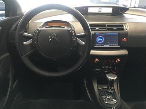 citroen c4 pallas  glx 2.0 16v (aut) gasolina automático
