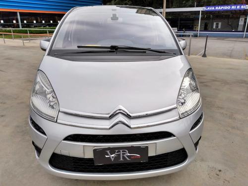 citroen c4 picasso 2.0 16v gasolina automático 2011/2011