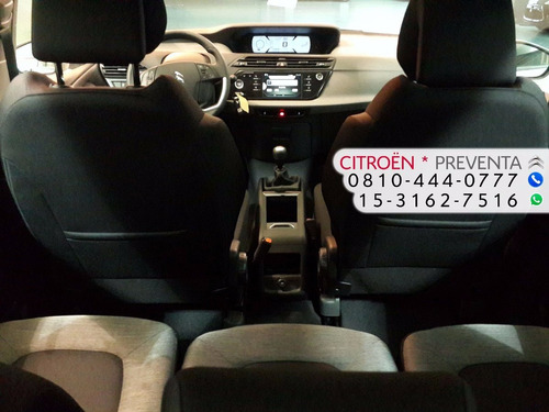 citroen c4 picasso feel pack hdi
