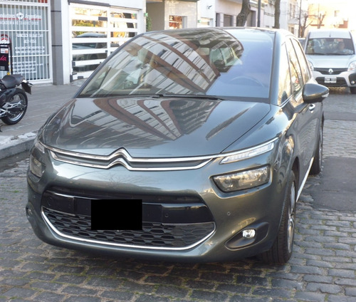 citroen c4 picasso hdi 1.6 tedance / impecable - permuto //