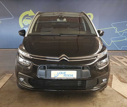 citroen - c4 picasso seduction - motor 1.6 thp - ano 2018