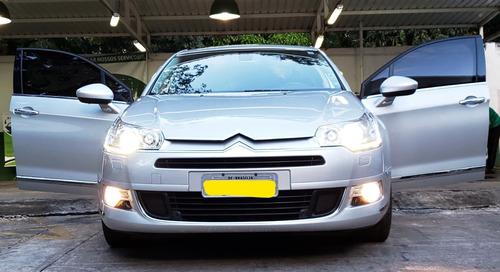 citroen c5 2012 2.0 16v aut exclusive melhor do brasil