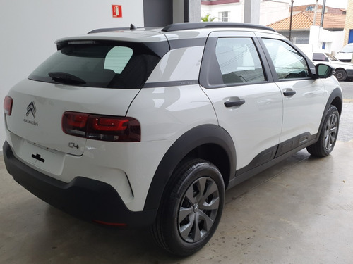 citroen cactus 1.6 automática fell business 2019/2020