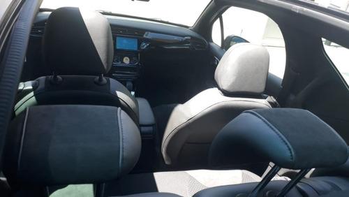 citroen  ds3 1.2 puretech 110 turbo automatico cabrio #ca1