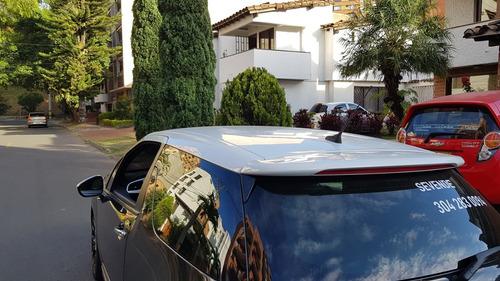 citroen ds3 1.6 cc turbo 2011 negro impecable. venpérmuto