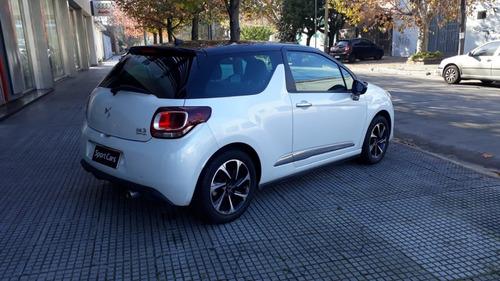 citroen ds3 1.6 vti so chic 2017 sport cars quilmes