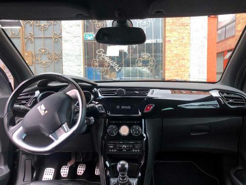 citroen ds3 ne 16ti turbo mecanico - coupe