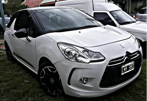 citroen  ds3 sport chic 1.6 turbo 2012 hatch back