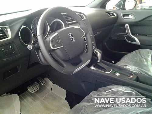 citroen ds4 2017 negra 5 puertas 0km - bonificación especial
