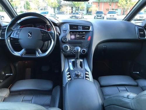 citroen ds5 1.6 16v 165cv turbo intercooler automático 2014