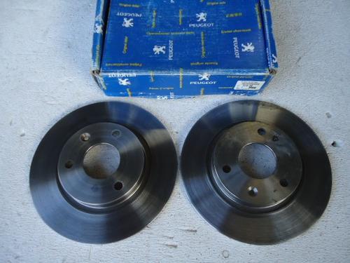 citroen e peugeot - discos de freio - 5009