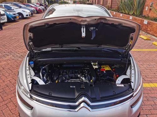 citroen grand c4 picasso 7 plazas motor 1.598- con turbo