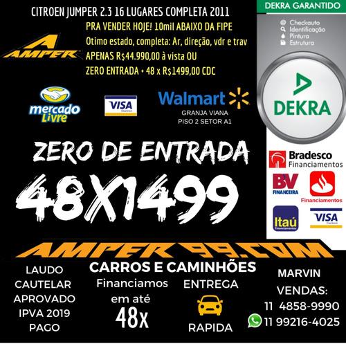 citroen jumper 2011 2.3 16l completa (ducato)
