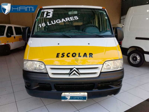 citroen jumper 2.3  2013 escolar 20 l