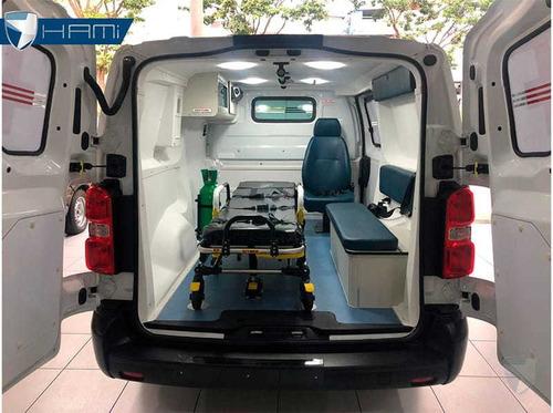 citroen jumpy ambulancia simples remoção 1.6 diesel h