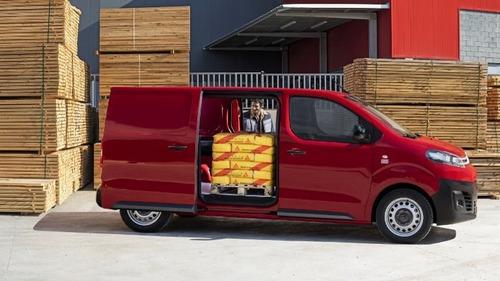 citroen jumpy furgon / descuento promocional