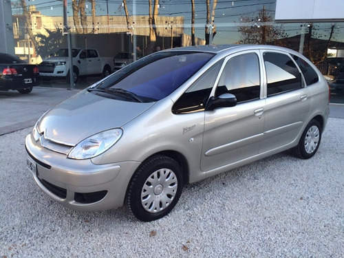 citroen picasso 1.6 exclusive 2009