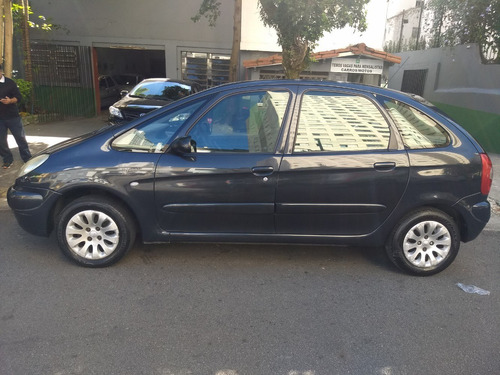citroen picasso 2003 exclusive financio sem entrada