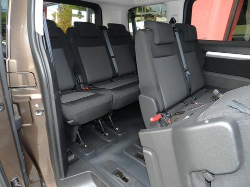 citroen spacetourer 2.0 hdi 150 hp a/t - 2019 - a patentar