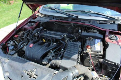 citroen xsara motor 1.8 16v 1996 rojo infierno 5 puertas