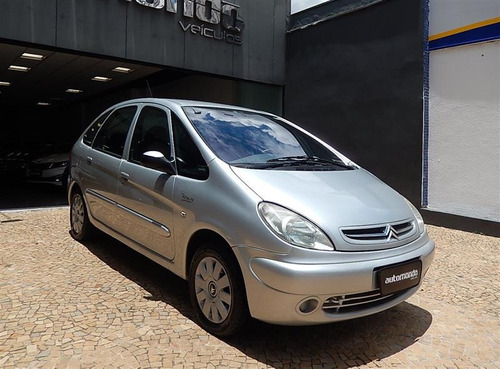 citroen xsara picasso 2.0 i exclusive 16v gasolina 4p manual