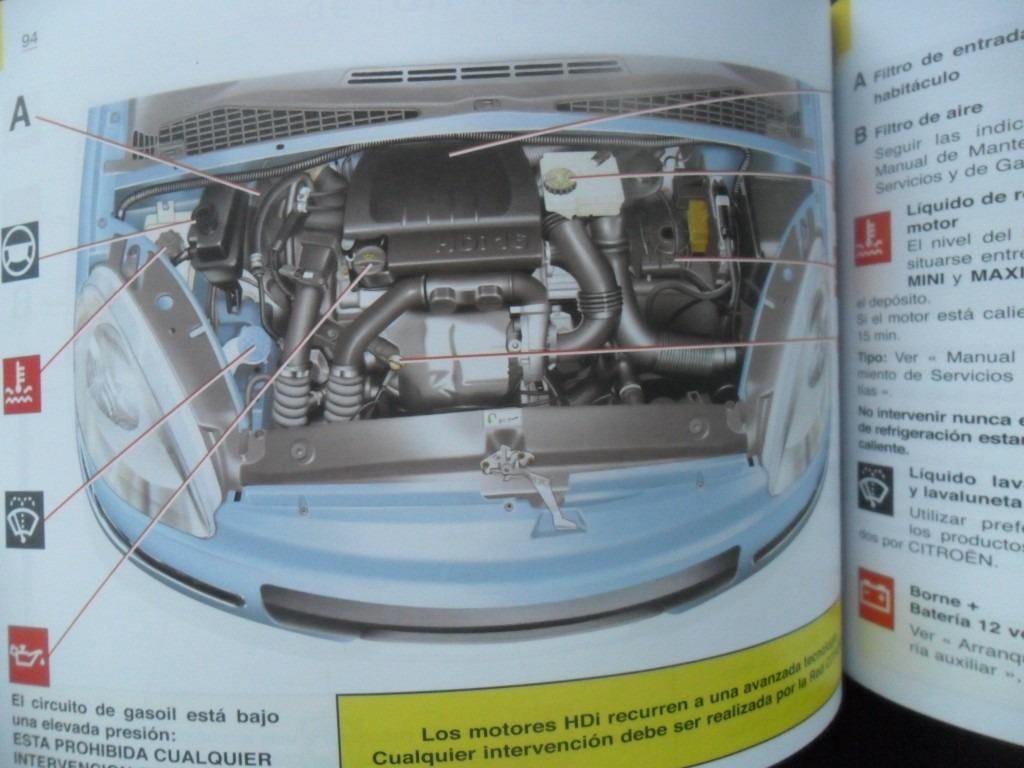citroen xsara picasso 2009 manual instrucciones guantera 330 00 rh articulo mercadolibre com ar Citroen C4 Picasso Citroen Xsara Picasso Specifications