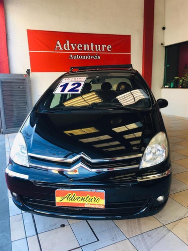 citroen xsara picasso  exclusive 1.6 16v 2012 (flex)