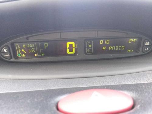 citroen xsara picasso exclusive 2.0 16v 4p aut.
