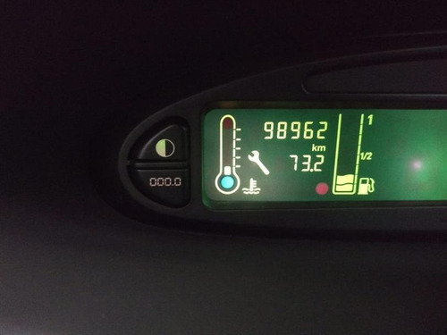 citroen xsara picasso  glx 2.0 16v gasolina manual